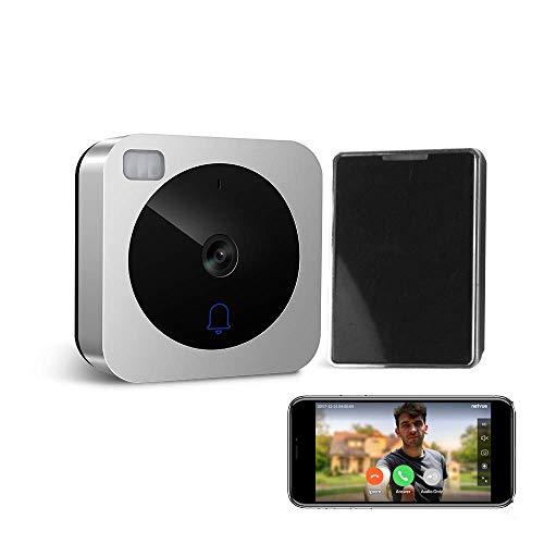 WiFi Video Doorbell, Works with Alexa Echo Show, Netvue Vuebell