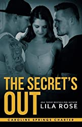 The Secret's Out (Hawks MC: Caroline Springs Charter) (Volume 1) by Lila Rose (2015-10-06)