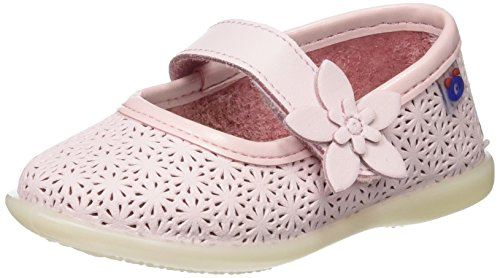 Conguitos HVS10241, Zapatos Mary Jane Bebés, Rosa (Pink), 21 EU