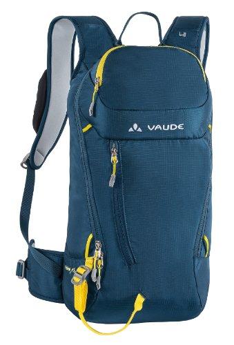 Vaude Flaine 15 Deep Water - Mochila de esquí (47 x 27 x 18 cm) azul Deep Water Talla:47x27x18cm
