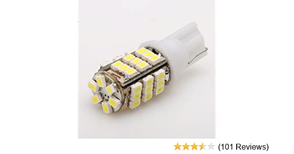 12V 5W PHILIPS SIDE LIGHT BULBS FOR VW Bora WHITEVISION 501/'s FRONT