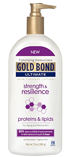 Gold Bond Ultimate Lotion, Strength and Resilience, 13 Ounce by Chattem Inc.