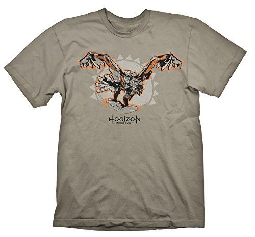 Horizon Zero Dawn - Stormbringer Grey T-Shirt