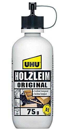 UHU 48560 Holzleim (Flasche, 75 g)