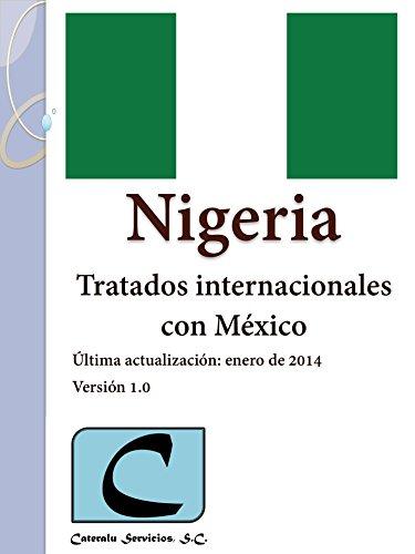 Nigeria - Tratados Internacionales con México