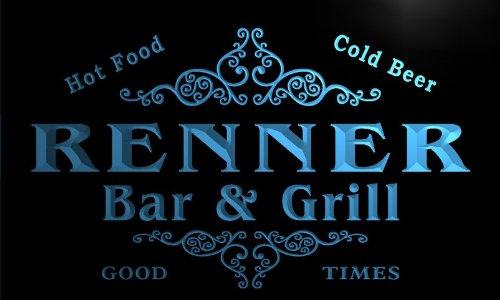 u37257-b-renner-family-name-bar-grill-home-brew-beer-neon-sign-barlicht-neonlicht-lichtwerbung