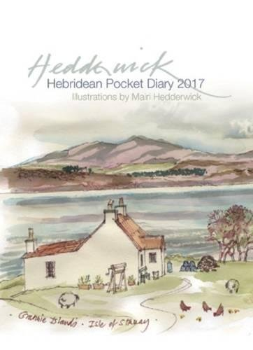 Hebridean Pocket Diary 2017 (Diaries 2017)