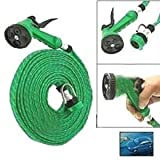 #6: Big Urban Washing Multifunctional Water Spray Jet Gun For Home Bike Car Cleaning Gardening Plant Tree Watering Wash with 10m Hose Pipe
