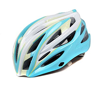 225g Ultra Light Weight Bike Helmet, Adjustable Sport Cycling Helmet Bike Bicycle Helmets For Road & Mountain Biking,Motorcycle For Adult Men & Women,Youth - Racing,Safety by Zidz