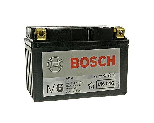Akku Bosch yt12â ein 12Â Volt [inkl. 7.5â EUR Ablagerung]