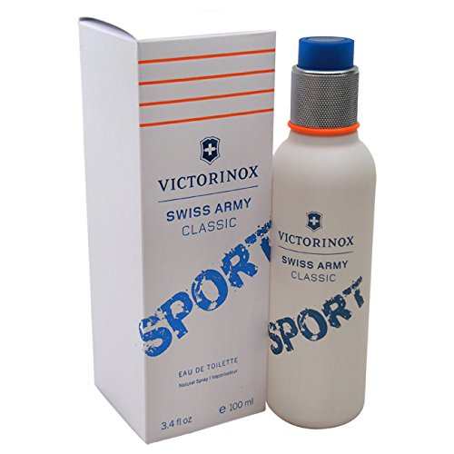 Victorinox VSA CLASSIC SPORT EdT 3.4oz Spray, 100 ml -