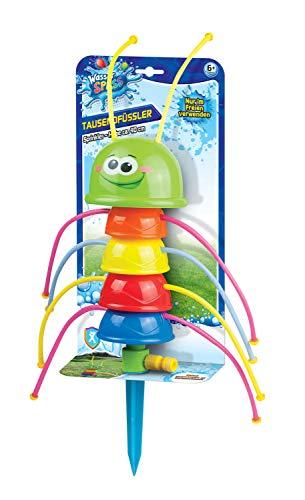 Xtrem Toys 00325 Diversión de Agua para niños a Partir de 6 años, Ideal para el jardín, en Verano, Simplemente conectar a la Manguera de jardín