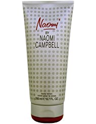 Naomi Campbell Naomi Women Body Lotion 200ml, 1er Pack (1 x 200 ml)