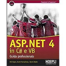 ASP.NET 4.0 in C# e VB