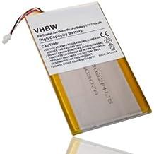 BATERÍA POLÍMERO DE LITIO 1700mAh compatible con CREATIVE Zen Vision M Video sustituye DVP-HD0003, BA20603R79914