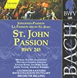 Edition Bachakademie Vol. 75 (Johannes-Passion Bwv 245)