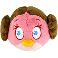 "Angry Birds Star Wars 8"" Plush: Princess Leia"