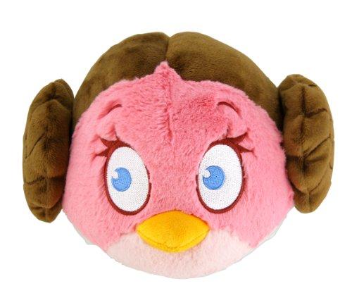 Angry Bird Star Wars 5 Inch Princess Leia peluche
