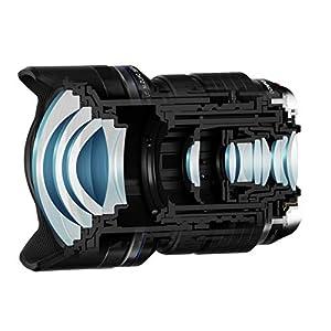 Olympus-MZuiko-Digital-ED-7-14-mm-128-Pro-Objektiv-fr-Micro-Four-Thirds-Objektivbajonett-schwarz