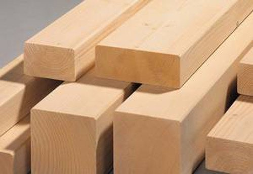 Bauholz (Ein Rahmenholz gehobelt unbehandelt Fichte Breite/Höhe/Länge 40mm x 60mm x 2000mm 6,49€/Lfm Latten Kantholz Zaun Garten Holz Brett Balken Leiste Carport)