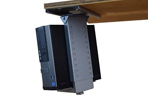 Pc-halterung Für Untertisch-montage Chills And Pains Notebook- & Desktop-zubehör Computer, Tablets & Netzwerk