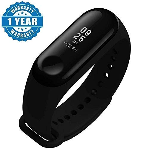- 4135YzwaxjL - Enraciner M3 Smart Fitness Band Activity Tracker with Heart Rate Sensor Compatible for All Androids/iPhone Device today deal - 4135YzwaxjL - Home