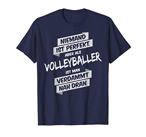 Volleyball T-Shirt, lustige Geschenk-Idee -