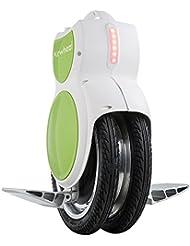 Monociclo eléctrico Airwheel Q6la Ultimate doble rueda versión con luces LED y función atril