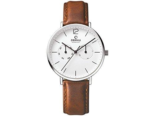 Obaku reloj hombre V182GMCWRN