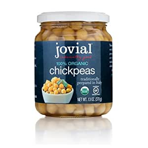 Jovial Organic Chickpeas -13 oz
