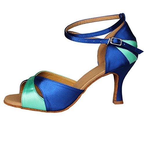 Kevin Fashion , Salle de bal femme Bleu