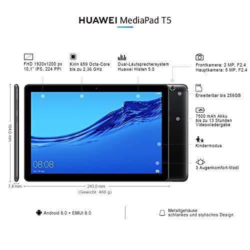 Huawei Mediapad T5 10.1 - 2