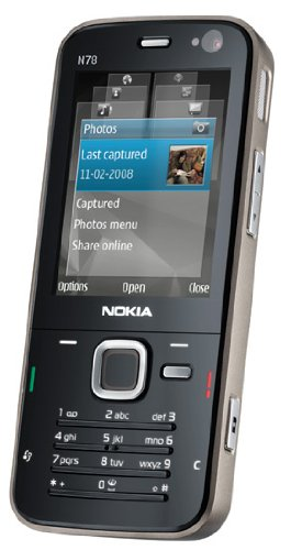Nokia N78 Marrone