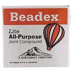 Beadex 3701-9114 385258 Lite All-Purpose Joint Compound by Beadex -