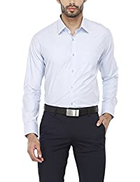 Stop by Shoppers Stop Mens Slim Collar Stripe Shirt