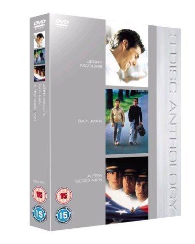 Jerry Maguire/Rain Man/A Few Good Men [DVD] by Jack Nicholson (Rain Man-dvd)