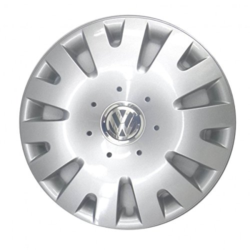 VW 4 X ORIGINALE VW Copricerchio - Copricerchio - 14 pollici - Fox/Polo - 5z0071454/6q0601147q rgz - Vw Fox