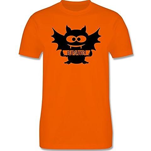 Anlässe Kind - Fledermaus - 86-94 (2-3 Jahre) - Orange