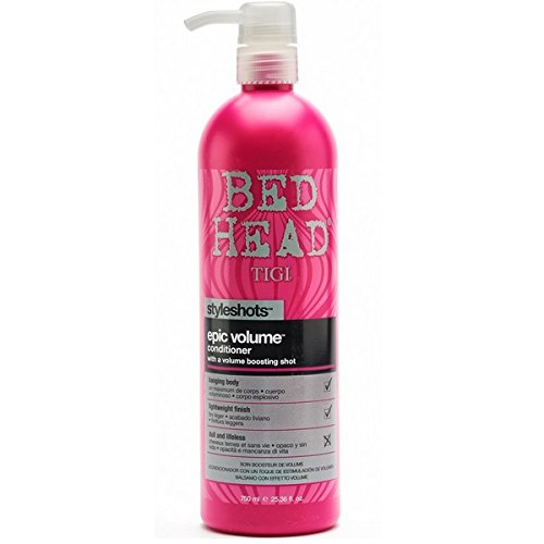 TIGI BED HEAD STYLESHOT EPIC VOLUME CONDITIONER 750ML -