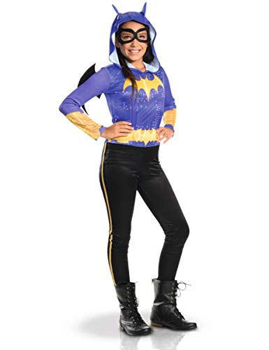 Generique - Batgirl Kostüm für Teens - Superhero Girls 104 (3-4 - Batgirl Teen Kostüm