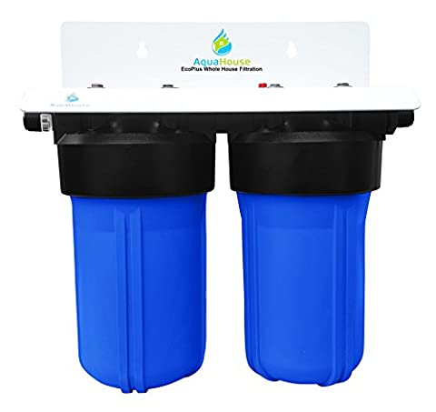 EcoPlus Whole House Water Filter System & Salt Free Water