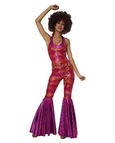 Kostüm Foxy 70's - Horror-Shop Seventies Kostüm S / 36