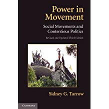 Power in Movement: Social Movements and Contentious Politics (Cambridge Studies in Comparative Politics) by Sidney G. Tarrow (2011-02-04)
