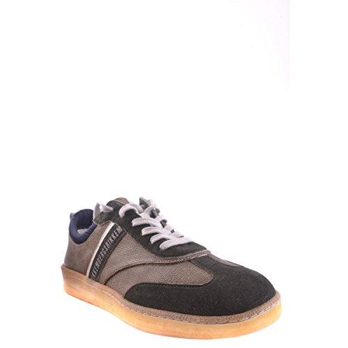 Schuhe pt2562 Bikkembergs Uomo grün Grün