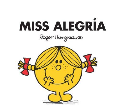 Miss Alegría (Mr. Men Y Little Miss)