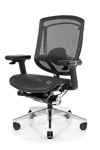 NEUE NeueChair Silver   Silla ergonómica de Oficina para computadora (filial de Secretlab)