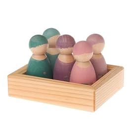 5 matematica Amici di legno, Grimm per