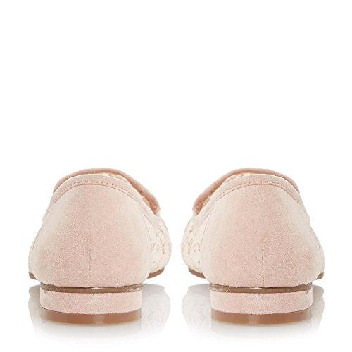 Dune Head Over Heels Femme GESELL Chaussures en dentelle à enfiler Rose Rose
