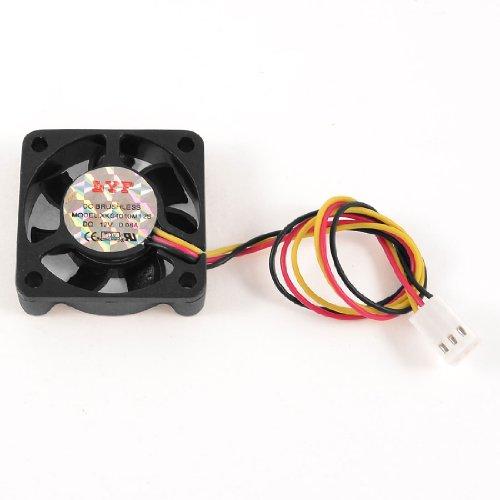 SourcingMap - Ventilador de refrigeración de ordenador sin escobillas