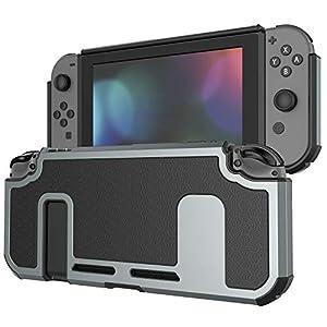 JETech Hülle für Nintendo Switch, Silber